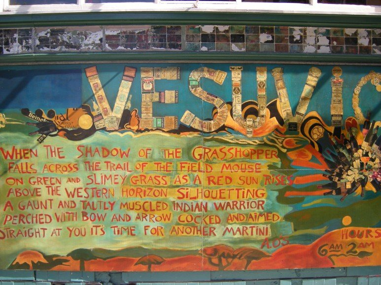 SF Vesuvio graff